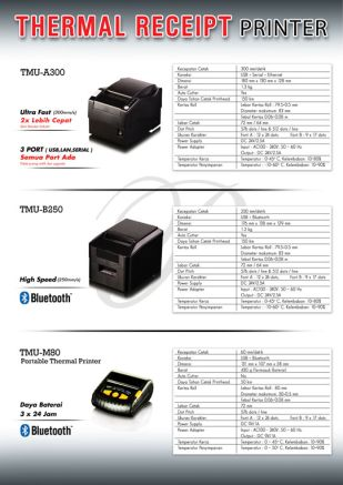 Knowledge Printer Thermal Printer Thermal Blueprint