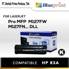 BLUEPRINT Toner Cartridge BPHP283A