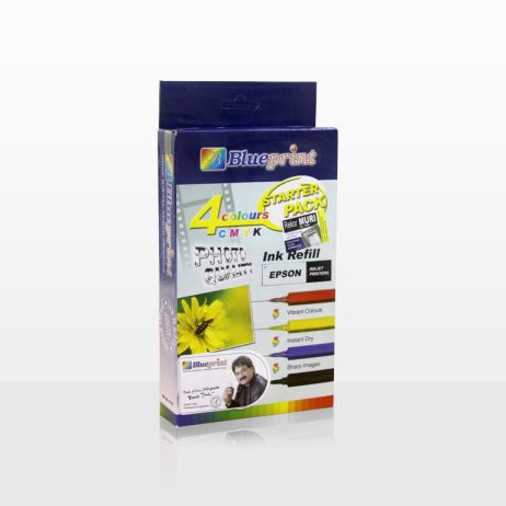 Tinta Tinta SuntikTinta Refill Staterpack Epson BLUEPRINT For Printer Epson 9 blueprint tinta printer stater pack epson