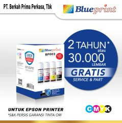 Tinta Epson 003 BLUEPRINT Staterpack For Printer Epson 72ml
