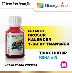 Tinta Art Paper Epson BLUEPRINT Refill For Printer Epson 100ml Merah