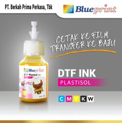 Tinta DTF  DTF Ink BLUEPRINT 100 ML Kuning  Y